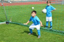Feriencamp Würzburger Fussballschule Michael Hochrein Pfingsten 2018 - DJK Würzburg