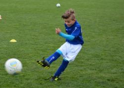 Feriencamp Würzburger Fussballschule Michael Hochrein Ostern 2019